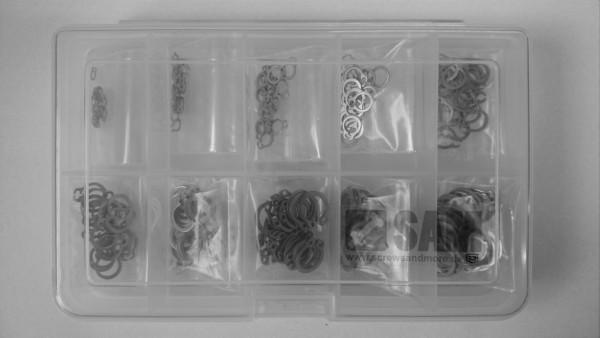 Sicherungsringe Set 200 Teile DIN 471