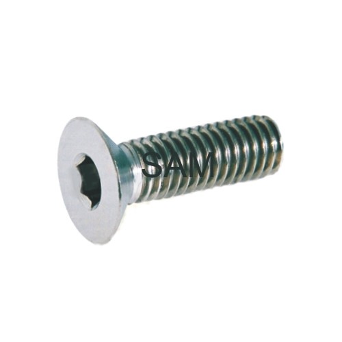 1 Stück Senkkopfschraube DIN 7991 Titan Gr.2 M2,5X10