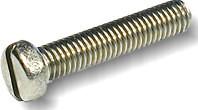 25 Stück Zylinderkopfschrauben DIN 84 A2 M1,2X8