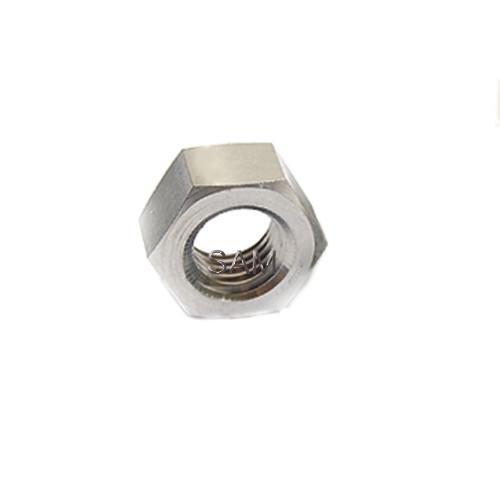 1 Stück Sechskantmuttern DIN 934 Titanmutter Gr.2 M1,6